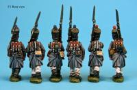 F1  Fusiliers in campaign dress