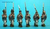 F7  Fusiliers in campaign dress