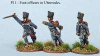 P11 Foot officers in Uberrocks