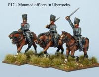 P12 Mounted officers in Uberrocks