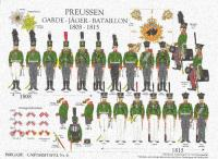 Prussian Uniform Plate 9