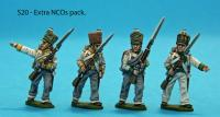 S20 - Extra NCOs pack.