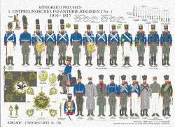 Prussian Uniform Plate 138