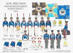 Prussian Uniform Plate 37