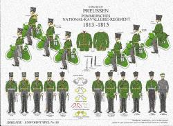 Prussian Uniform Plate 85