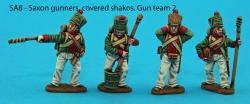 SA8 - Team 2 covered shakos